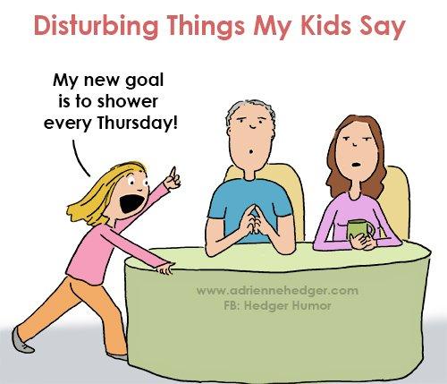 disturbing things my kids say 500