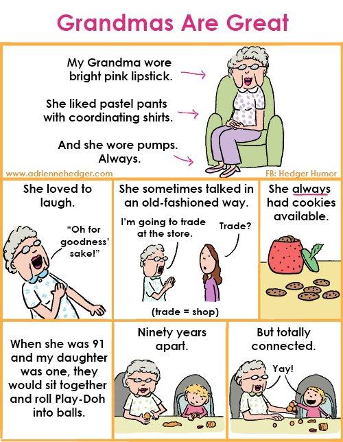 Remembering Grandma 500