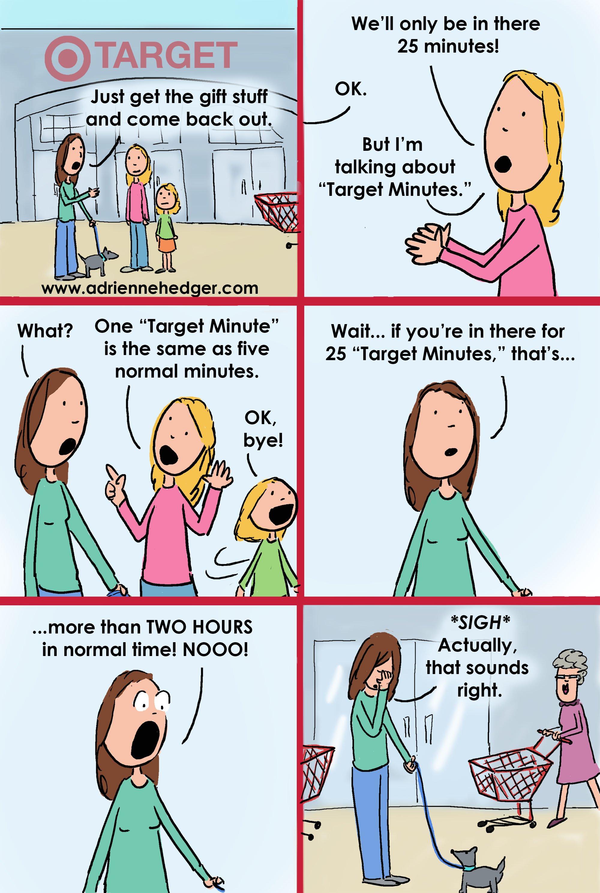 Target Minute